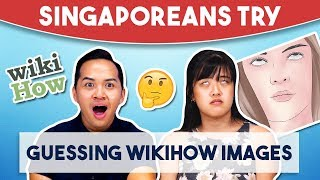 Video Singaporeans Try: The wikiHow Challenge ( #wikihowchallenge ) MP3, 3GP, MP4, WEBM, AVI, FLV Februari 2019