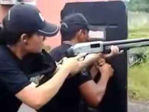 O primeiro tiro de calibre 12 ninguem esquece...