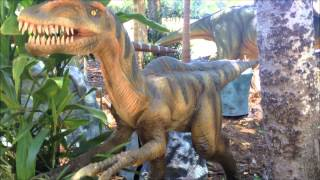 Real Life Jurassic Park Exists In Australia