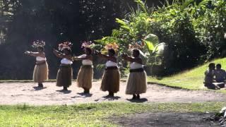 Fijian Traditional Dance Pacific Harbour Fiji 2