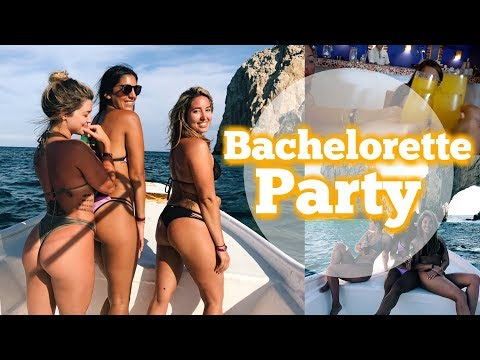 Video What REALLY Happens At A Bachelorette Party | CABO, MEXICO download in MP3, 3GP, MP4, WEBM, AVI, FLV January 2017
