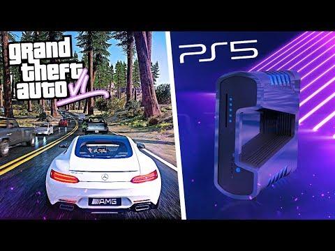 GTA 6, PLAYSTATION 5 (PS5) & FORTNITE SAISON 11...