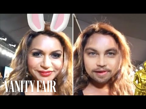 Celebrities Swap Faces with Leonardo DiCaprio After Oscar