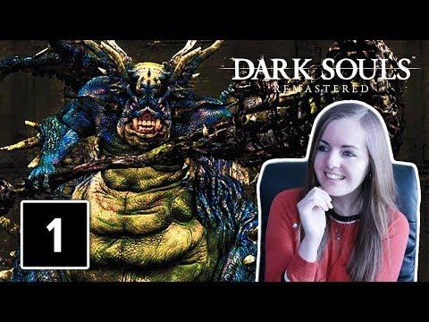 THE RAGE BEGINS! | Dark Souls Remastered Gameplay Walkthrough Part 1