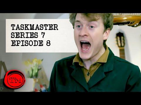 Taskmaster - Series 7, Episode 8 | Full Episode | 'Mother honks her horn.'