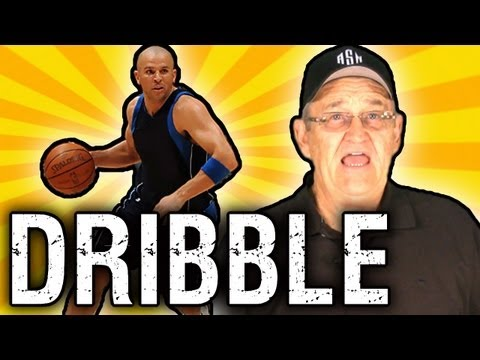 How to Dribble a Basketball