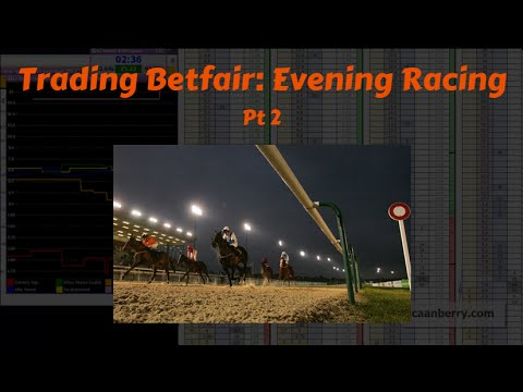 Trading Betfair: Smooth Moving Races