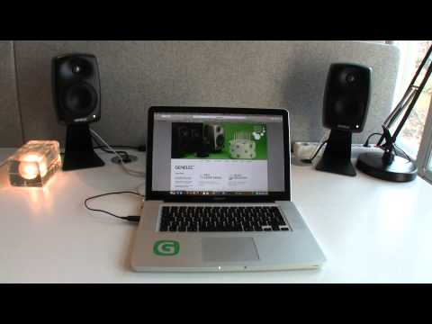 G Three Active Speaker Genelec Com