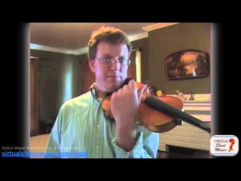 How to approach the glissando on the violin