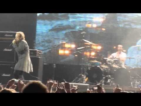 Edguy - Love Tyger (Live at ARIA FEST, Stadium Live, Moscow, 29.11.14) (видео)