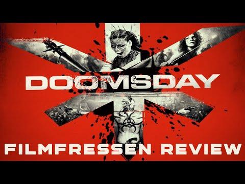 Blu-Ray-Tipp: DOOMSDAY (2008) #VHS-Edition