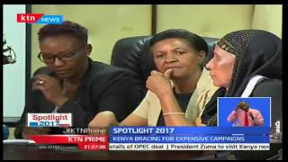 KTN Prime: Spotlight 2017; Will The 2017 Elections Be A Show Of Financial Might?, 29/09/2016