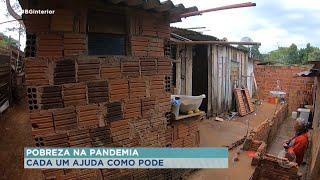 Famílias bauruenses passam por dificuldades na pandemia