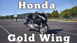 4. 2008 Honda Goldwing: Regular Car Reviews