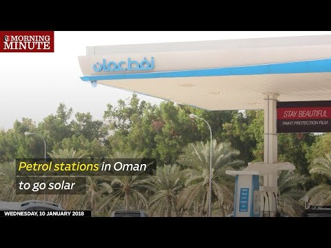 After successfully powering several schools in Oman with solar energy, Oman will see solar-powered petrol stations this year.