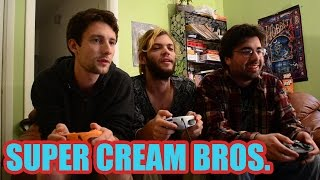 SUPER CREAM BROS. – A Comedy short about when Smash comes between friends