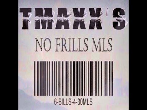 Tmaxx's No Frills Mls