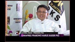 Video Buka-bukaan Presiden PKS Ungkap Perjanjian Koalisi dengan Prabowo Subianto - iNews Sore 03/08 MP3, 3GP, MP4, WEBM, AVI, FLV Agustus 2018