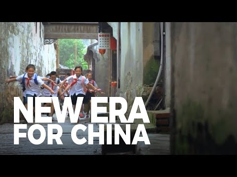 Xi Jinping: China's new era in which 'no one must be left behind'