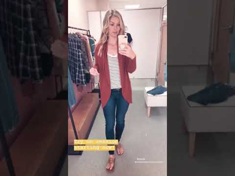 Nordstrom Anniversary Sale Try On Session