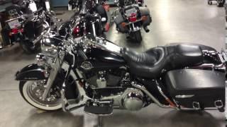 9. 2008 Harley-Davidson FLHRC Road King Classic