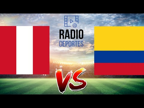 Perú Vs Colombia En Vivo HD | Amistoso Internacional