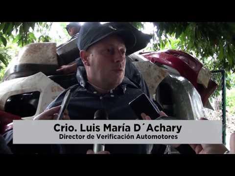 La Policía de Misiones desintegró una organización dedicada a la venta ilegal de autopartes