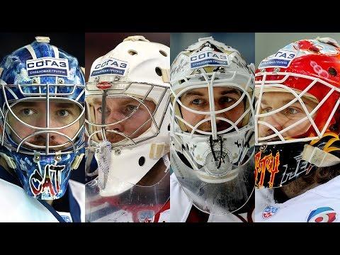 Лучшие cэйвы регулярного сезона КХЛ 14-15 / KHL Top 10 saves for 14-15 regular seasons (видео)