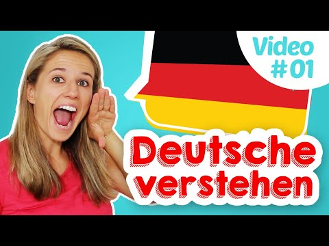 How to Improve your German Skills and finally understand natives (Workshop 1/3)