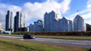 City Tour In One Minute: Reykjavik, Iceland