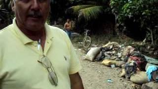 Inundación Río Motagua, SITRABI Finca Astek, Izabal