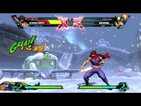 Ultimate Marvel vs Capcom 3 Adds 12 New Characters