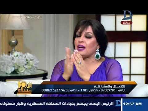 فيفي عبده تشكر محمد صلاح على التخلص من أسطورة هدف مجدي عبد الغني