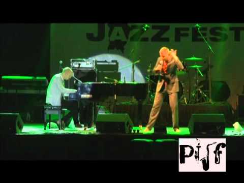 Michael Schiefel & Carsten Daerr at Penang Island Jazz Festival 2013