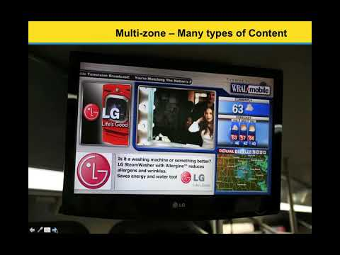 Digital Signage Content and the Reseller/Integrator