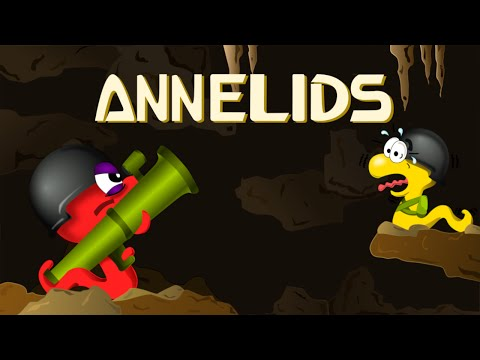 Video of Annelids: Multiplayer