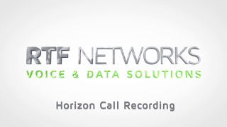 RTF Horizon - Call Recording