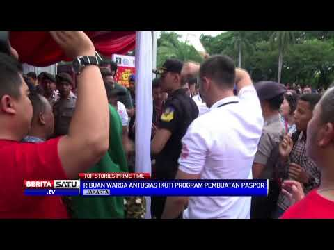 Top Stories Prime Time Beritasatu TV, Minggu, 21 Januari 2018