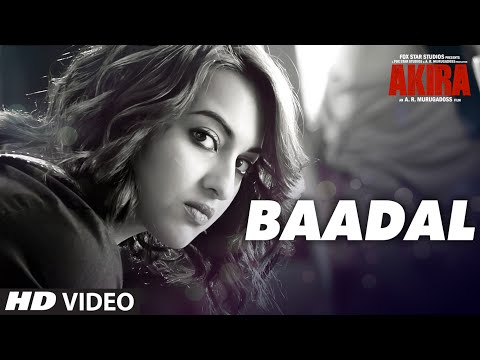 BAADAL Video Song | Akira | Sonakshi Sinha | Konka