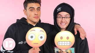 """Jack & Jack On the Time They Wiped Out Performing """"Wild Life"""" in Concert   Seventeen by Seventeen Magazine"""
