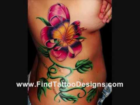 Flower Tattoos Designs