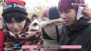 [INDO SUB] BTS 'SPRING DAY' MAKING VIDEO