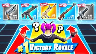 Fortnite PUSH THE LINE Loot Battle *NEW* Game Mode in Fortnite Battle Royale
