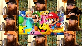 Super Smash Bros. 4 – Opening Theme Acapella
