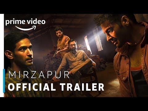 Mirzapur - Official Trailer (UNCUT) 2018 | Rated 18+ | Amazon Prime Original
