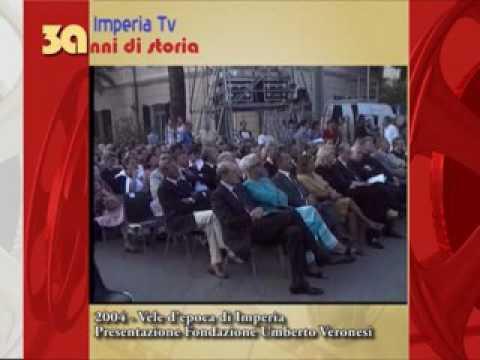 30 ANNI DI STORIA IMPERIA TV : UMBERTO VERONESI