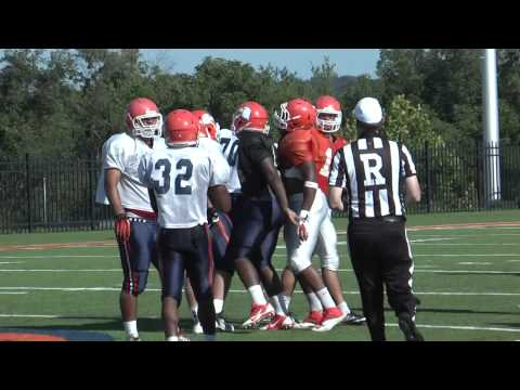 C-N Football: Final preseason scrimmage highlights 8-27-14