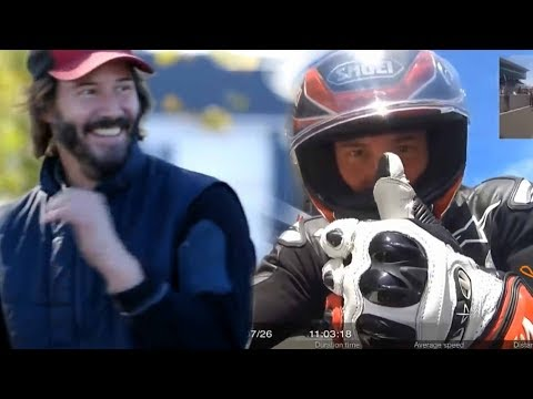 Funny quotes - Keanu Reeves  - funny moments (behind the scenes)