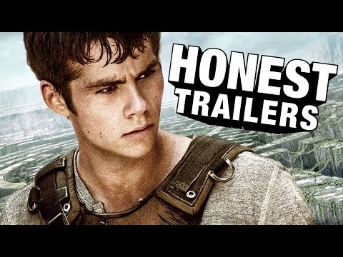 Honest Trailers – The Maze Runner