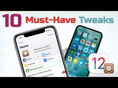 10 Must-have Tweaks For Ios 12.x.x Jailbreak
